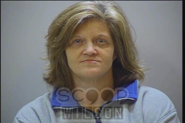 CHRISTY VANTREASE JOHNSON (WCSO)